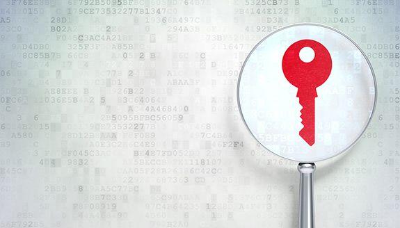 Unauthorized ecurity key