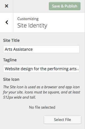 Site-Identity-Dashboard
