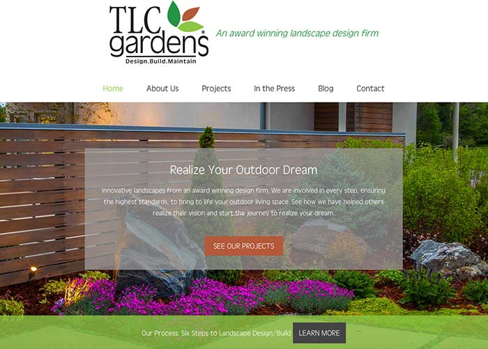 Landscape Design Firm